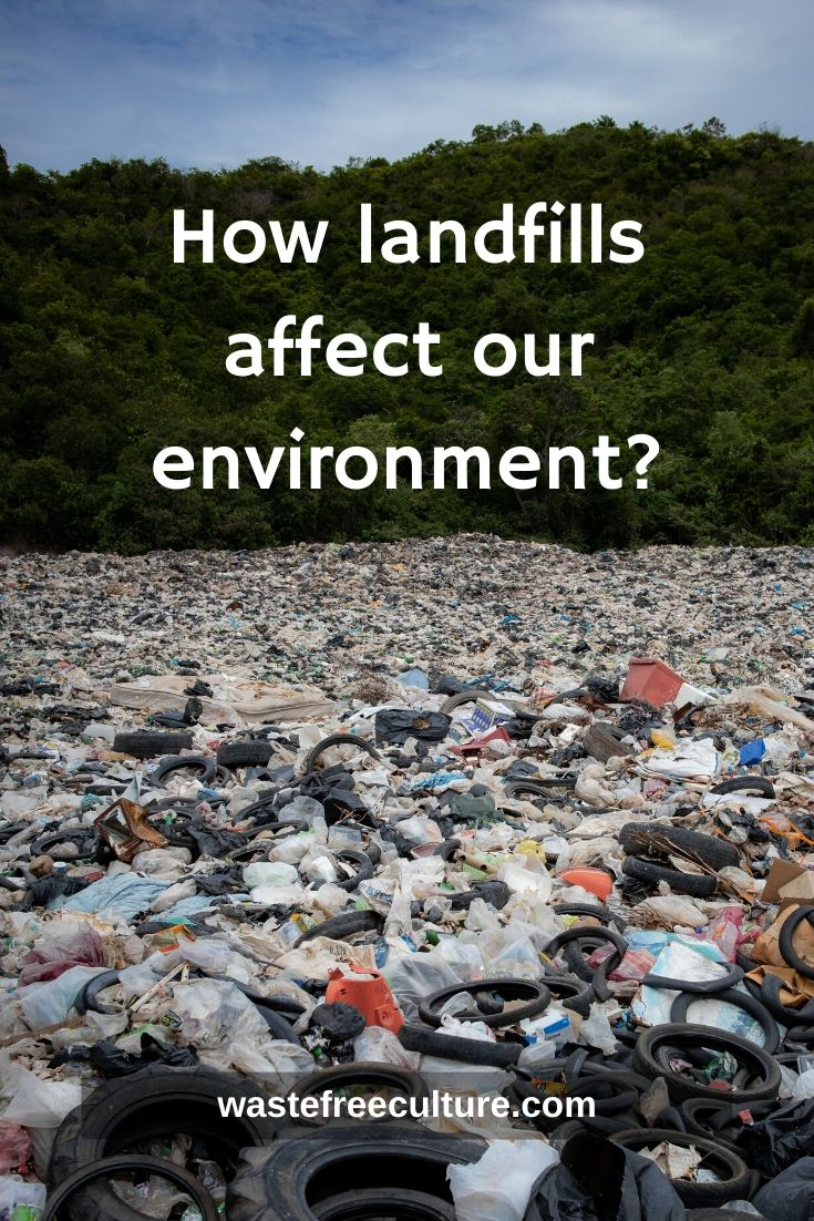 How landfills affect our Environment_