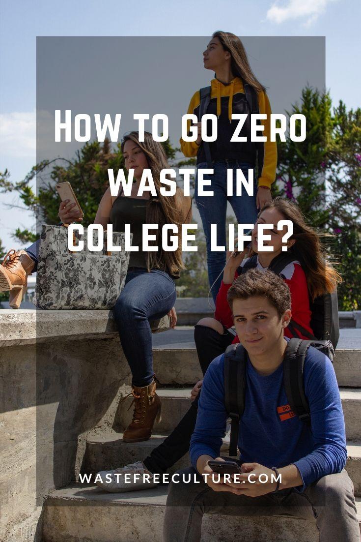 Zero waste college