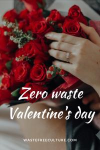 Zero waste valentine's day ideas