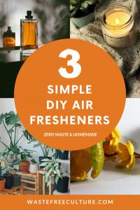 DIY Air Fresheners – Zero Waste & Homemade