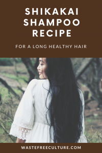 Shikakai shampoo Recipe- For a Long & Healthy Hair