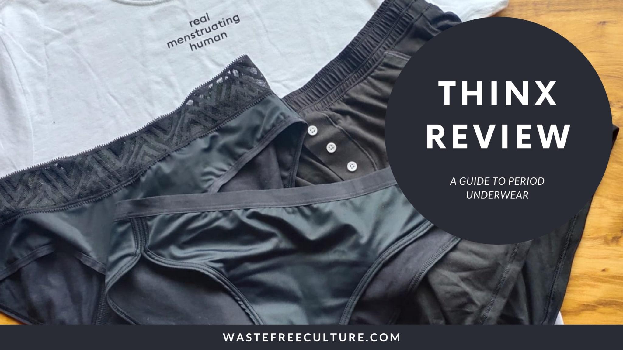 Thinx - Period Underwear